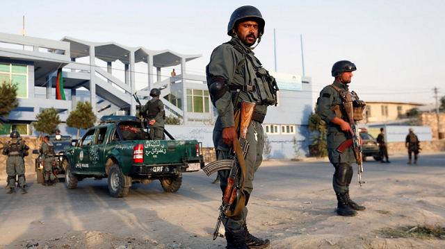 eight killed as suicide bomber targets afghan clerics in kabul