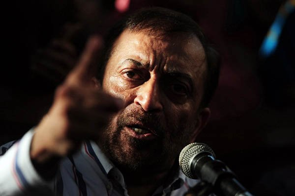 dr farooq sattar my life and death will be with the mqm p photo afp file