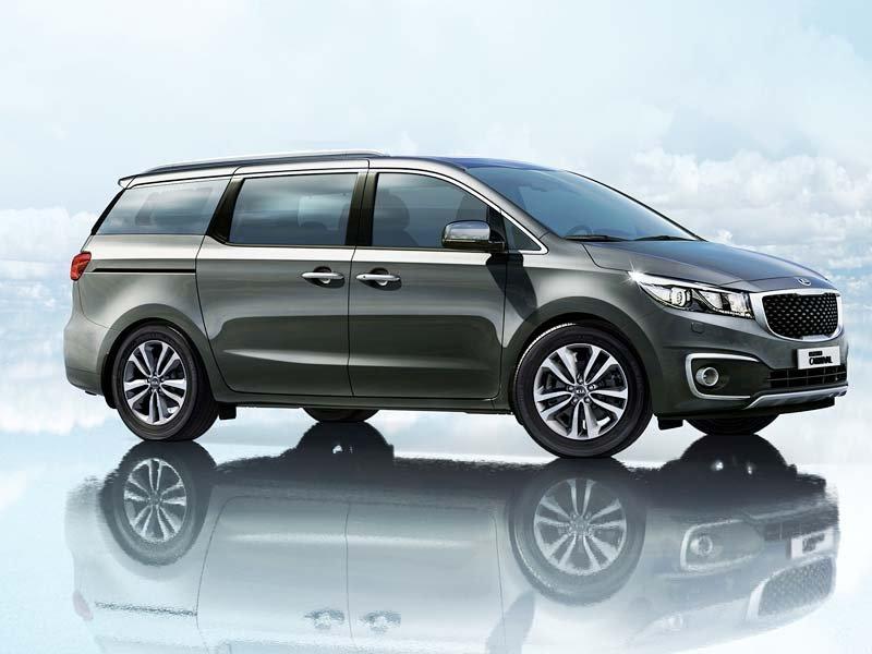 Kia Launches 11 Seater Passenger Car 1 Ton Pickup In Pakistan The Express Tribune
