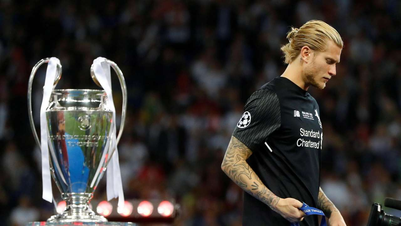 liverpool s karius suffered concussion in champions league final