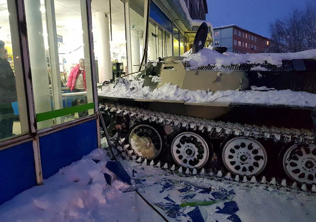 soldier steals armored vehicle takes it on two hour ride in virginia police