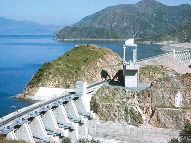 Rapid population growth had outdone water storage capacity of the country and the only solution was to build more reservoirs and change the obsolete water management infrastructure  PHOTO: EXPRESS