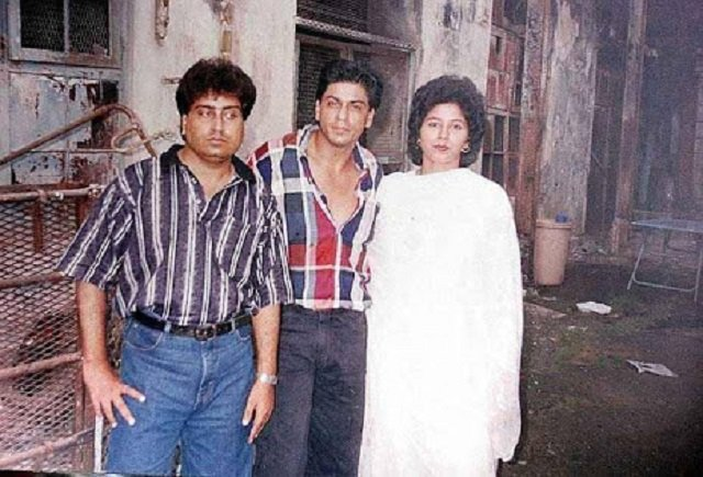 shahrukh khan and his cousin noor jahan photo online