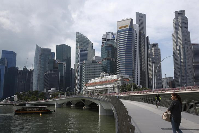 tightly controlled singapore rolls out tough summit security