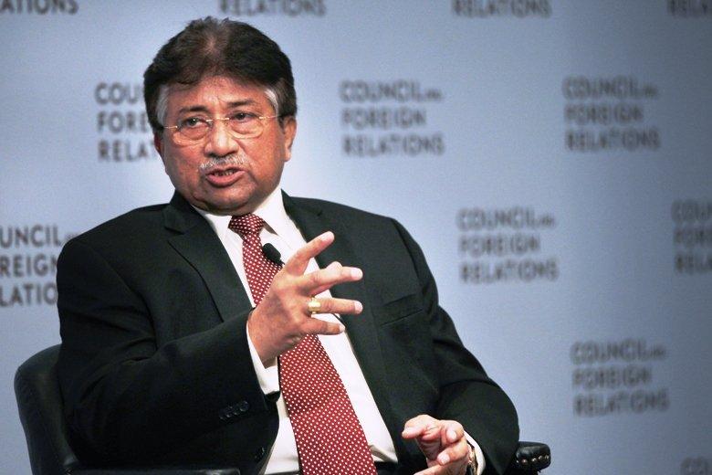 Former President Pervez Musharraf. PHOTO: FILE