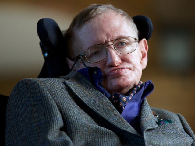 hawking s voice to be beamed into space during memorial