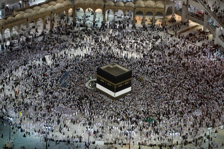 another suicide bangladeshi man throws himself to death at khana e kaaba