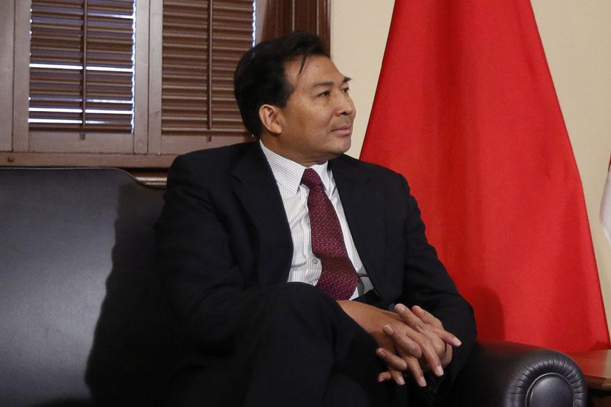 chinese envoy proposes trilateral china pakistan india summit