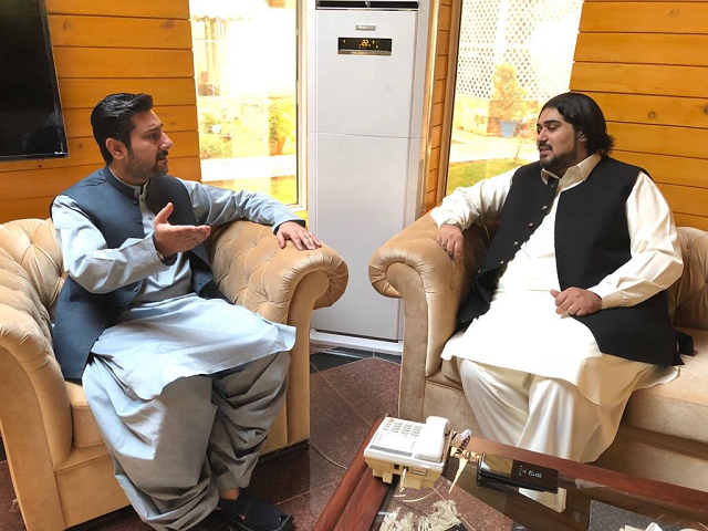 We have to take steps on emergency level to revamp the healthcare system in Balochistan as it's been neglected for decades, Marri said  PHOTO: EXPRESS