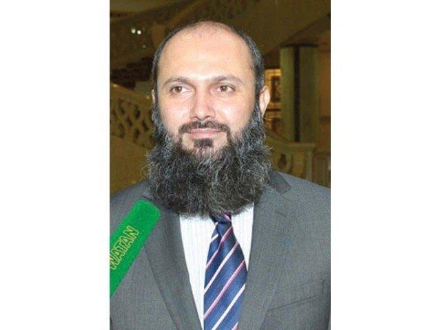Balochistan Awami Party President Jam Kamal. PHOTO: FILE