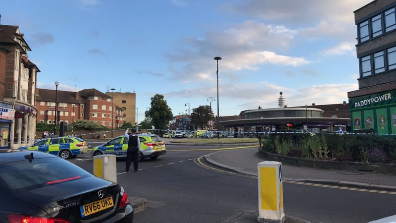 uk police investigating cause of minor explosion at underground station in london