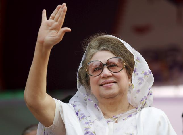 bangladesh opposition leader zia critically ill says party leader