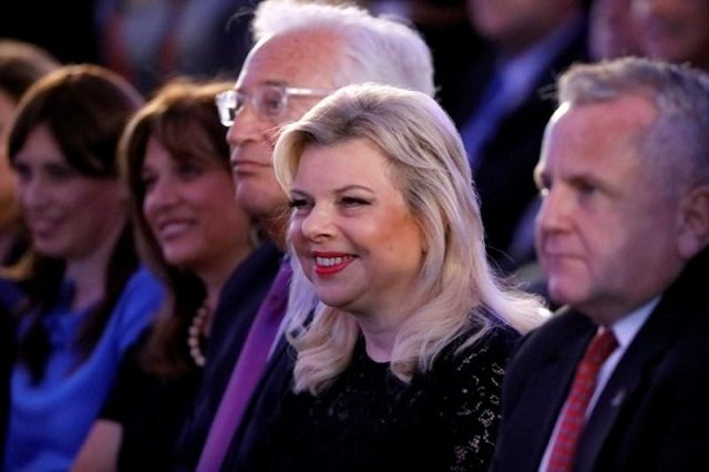israeli pm netanyahu s wife charged with fraud justice ministry