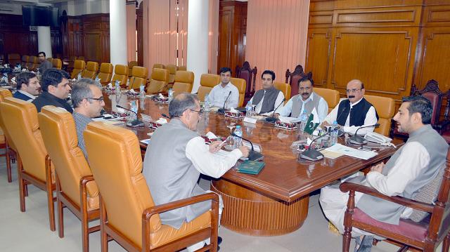 cm marri says reforms vital for ending financial crisis