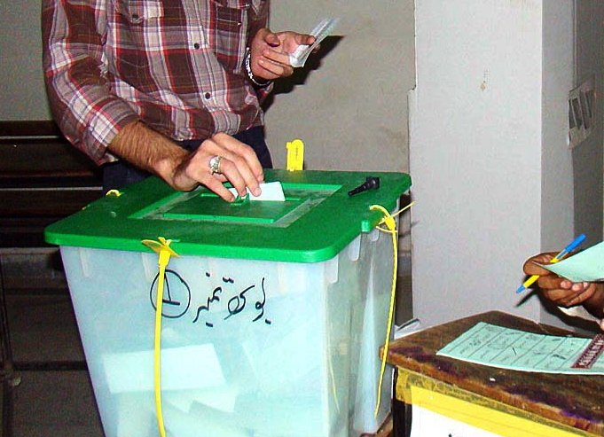 over 50 polling stations declared high risk areas