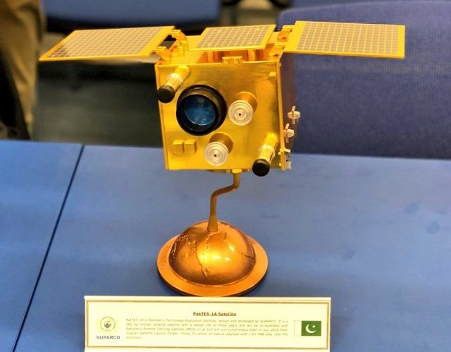 pakistan all set to launch remote sensing satellite next month