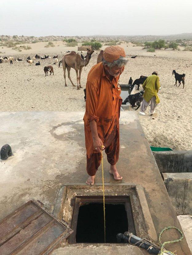 new pipeline provides lifeline to acchro thar