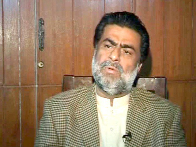 pti provincial chief yar muhammad rind is the richest politician of balochistan with total assets of more than rs500 million photo file