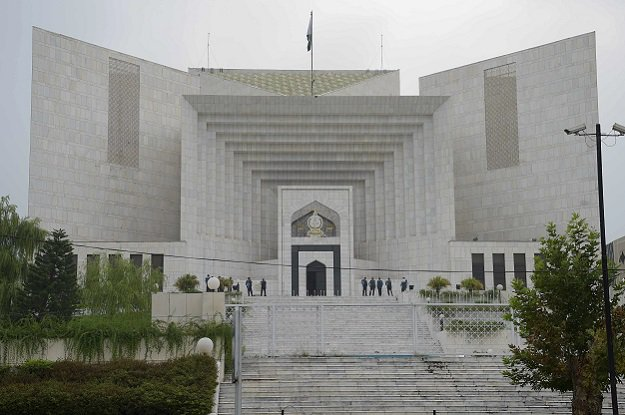 The Chief Justice said that all four provinces would benefit from the construction of new dams. PHOTO: AFP/FILE