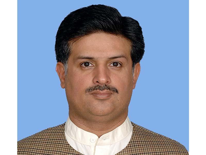 Mir Shabbir Ali Bijarani. PHOTO: NATIONAL ASSEMBLY