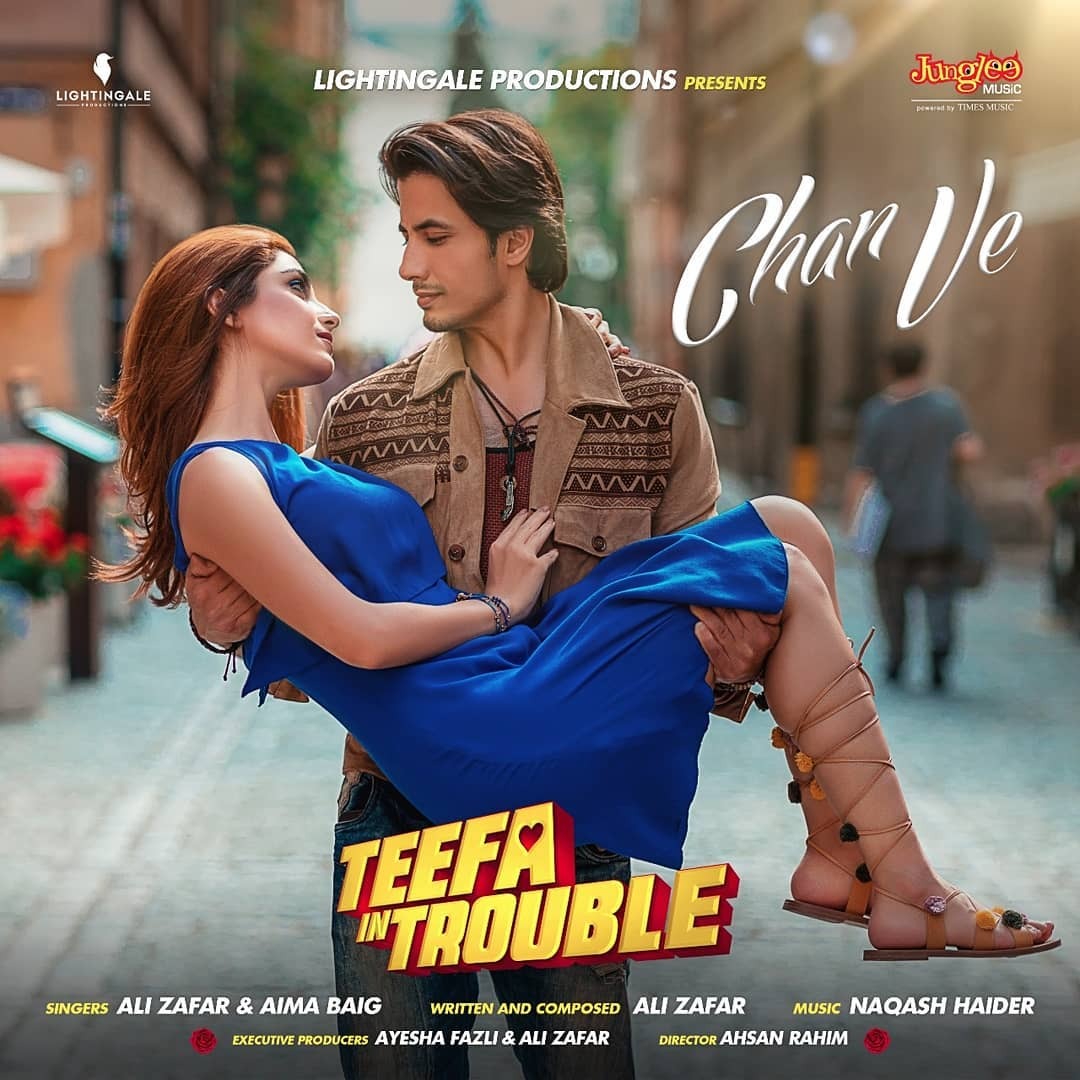 chan ve from teefa in trouble is a breath of fresh air