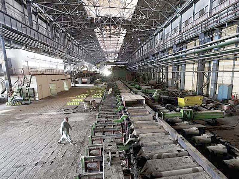 PSM, in a petition, asked the National Tariff Commission to slap anti-dumping duties on cheap steel imports that were among primary reasons for the collapse of the industrial giant. PHOTO: FILE