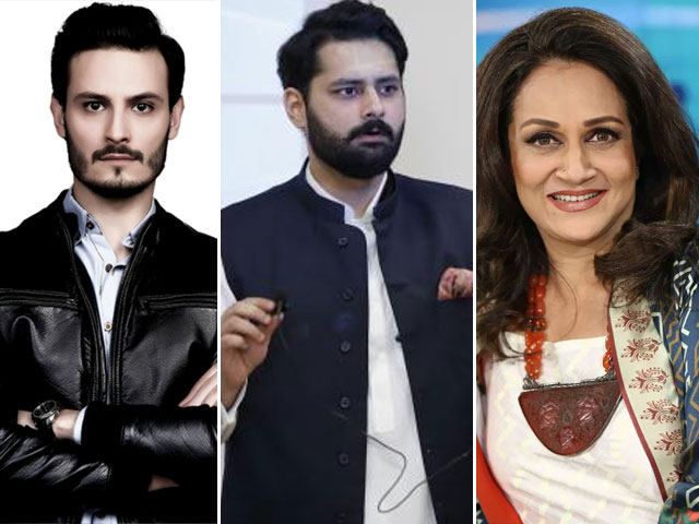 pakistani celebs lend support to jibran nasir for upcoming elections