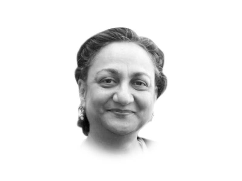 The writer is a geographer, water professional and women's rights activist. She tweets @simisadafkamal