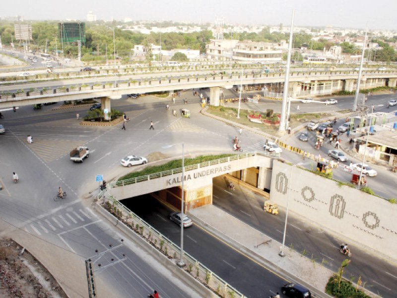 CDA to hire consultant to design underpasses. PHOTO: EXPRESS