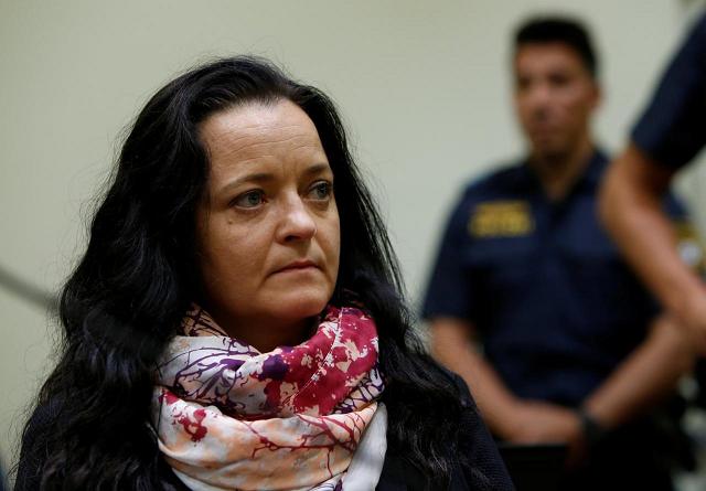 german neo nazi murderer sentenced to life in prison