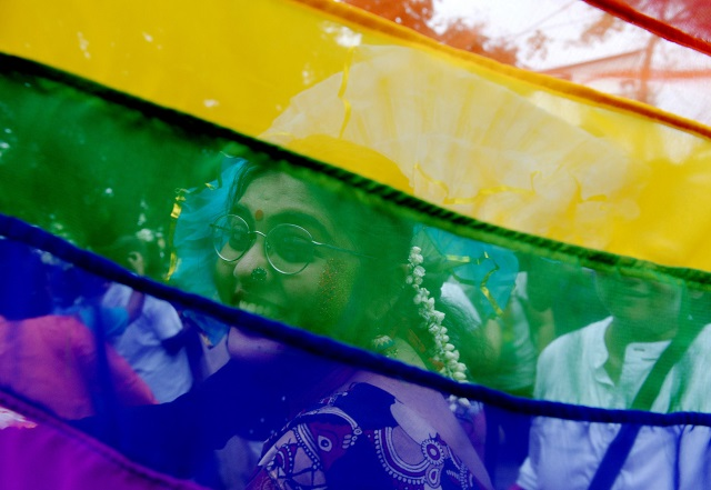 india signals support for legalising gay sex
