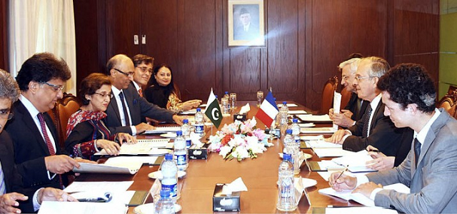 france lauds pakistan s role in afghan peace