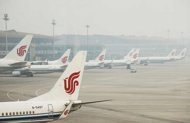 air china co pilot sparks mid air emergency while vaping