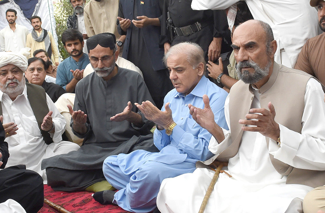 shehbaz backs lashkari raisani s truth commission demand