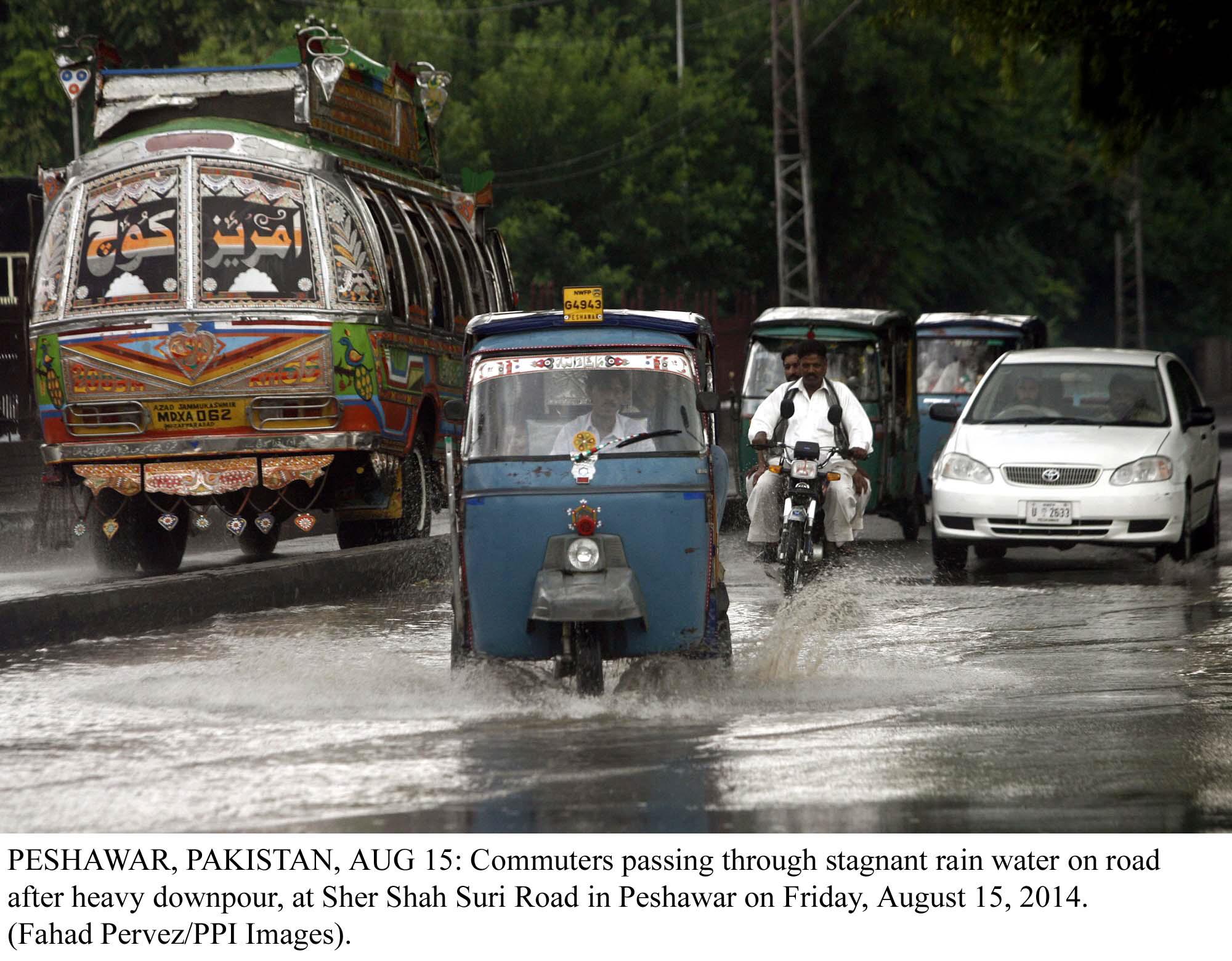 postponed rains in mardan wash away medical entrance tests