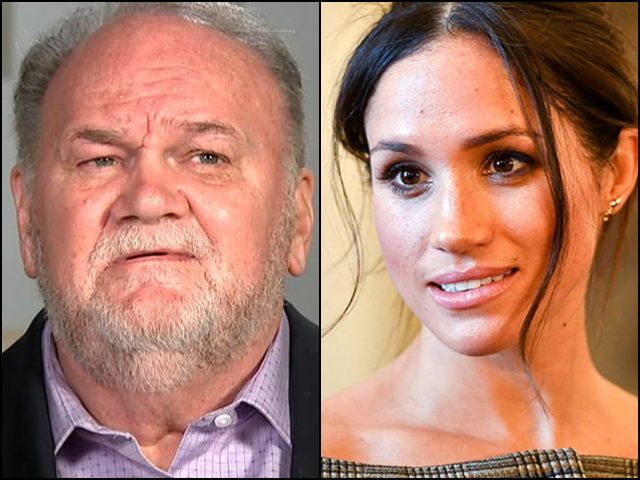 my daughter seems terrified on her royal outings thomas markle