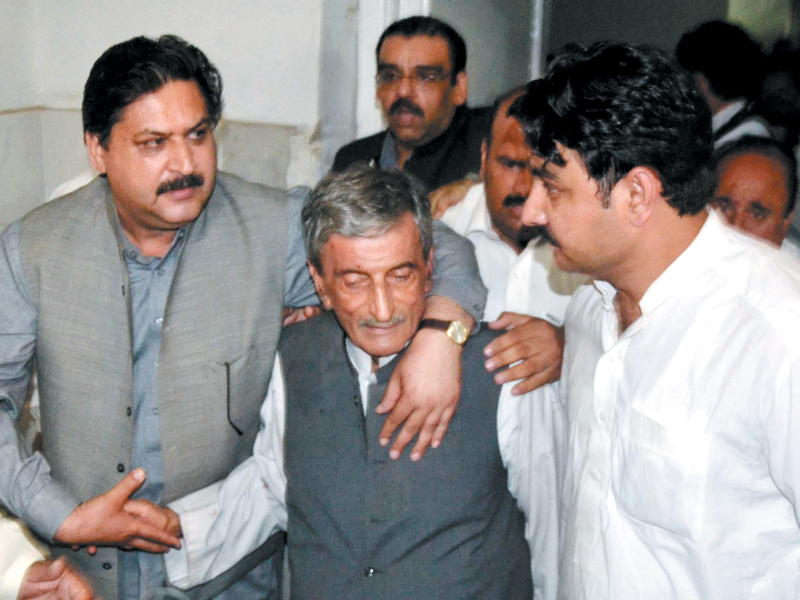 yakatoot attack ghulam bilour calls for comprehensive probe