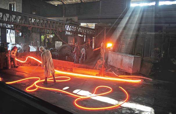 environmental protection cctv cameras to be installed at steel mills to monitor pollution