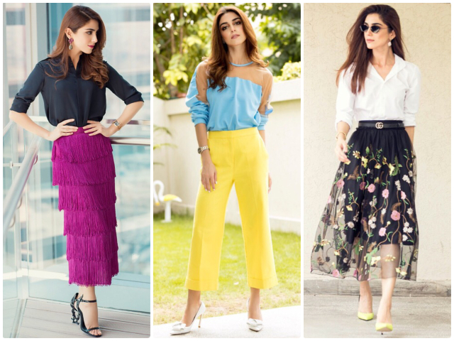 fashion round up maya ali turns up the heat at teefa in trouble promotions