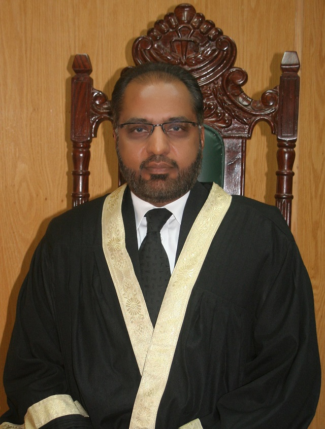 Expressing serious concerns over the perception that a state within state existed in the country, IHC's Justice Shaukat Aziz Siddiqui said that as such, these elements conspired to manipulate the government and the judiciary. PHOTO: IHC.gov.pk