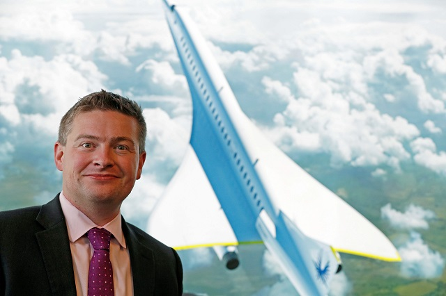 50 years after concorde us start up eyes supersonic future