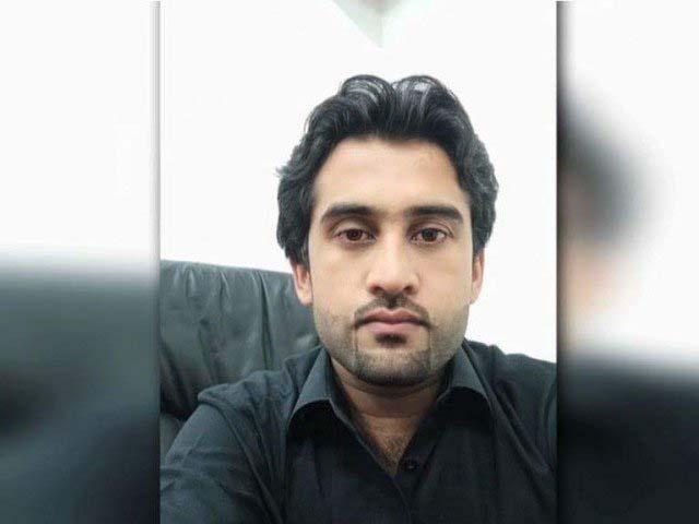 main accused in asma rani murder case mujahidullah afridi photo file