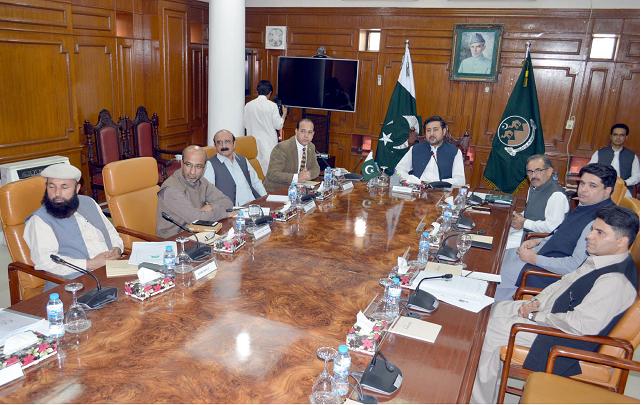 cm marri for providing basic facilities to schools
