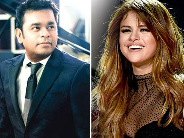 selena gomez wants to collaborate with ar rahman on bollywood song