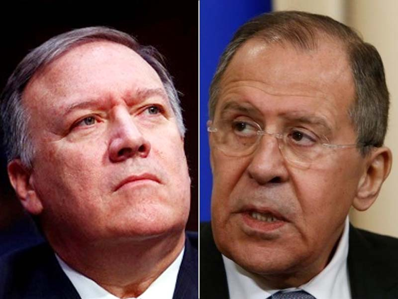 lavrov tells pompeo free russian woman accused in us of espionage