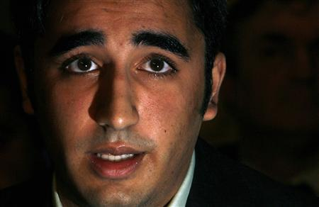 PPP chairperson Bilawal Bhutto Zardari. PHOTO: REUTERS