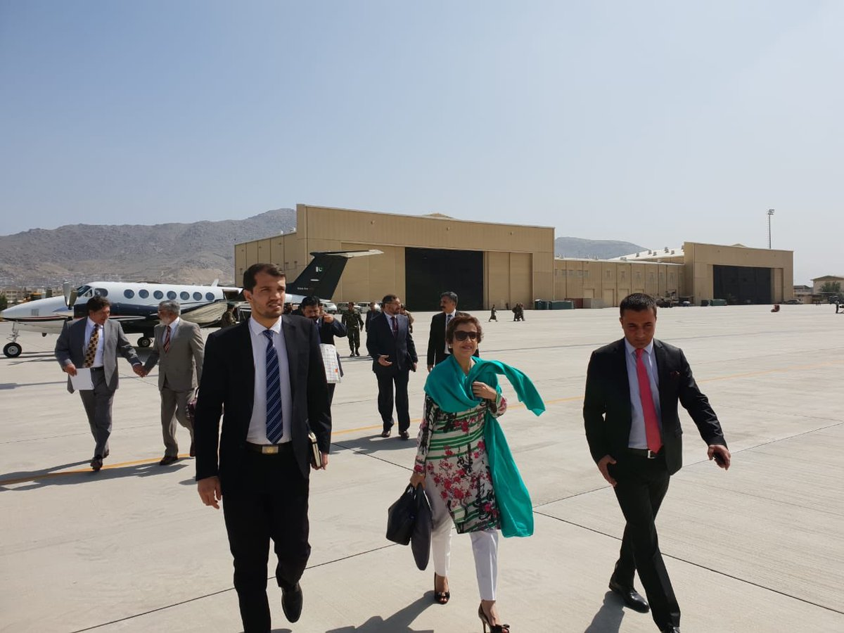 pakistan 039 s delegation in kabul for apapps photo fo