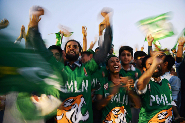 rock the vote pakistani political music keeps the party going