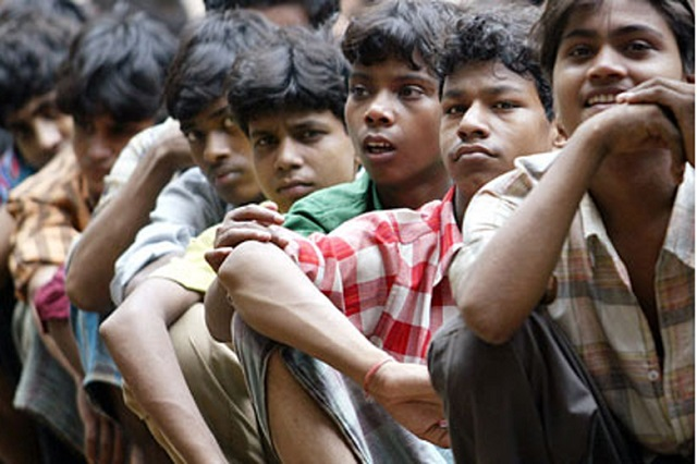 10 million slaves go missing from survey in india