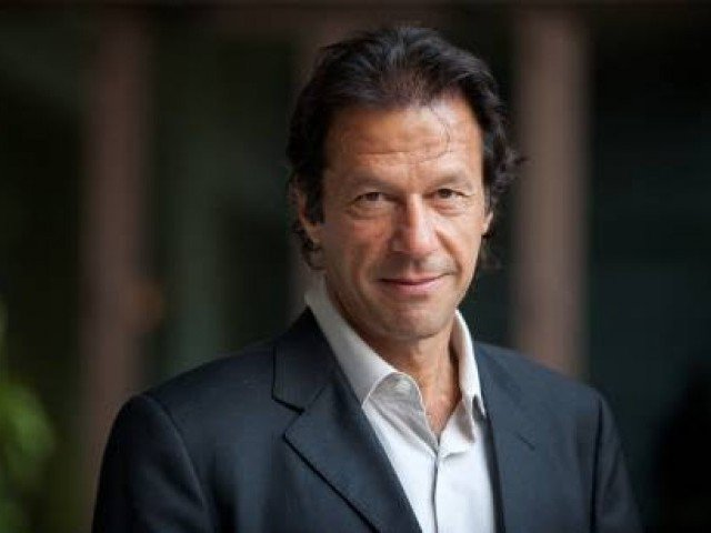 PTI chairman Imran Khan  PHOTO:FILE